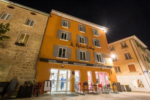 Le Relais Délys : Hotel near Bulhon