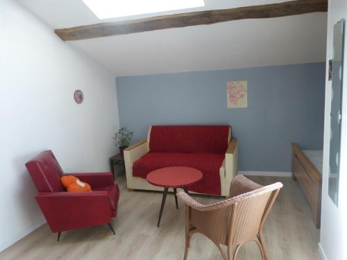 Studio calme : Apartment near Le Pellerin