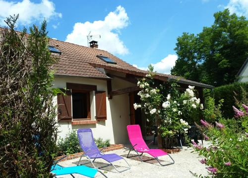 La Colardine : Guest accommodation near Baudres