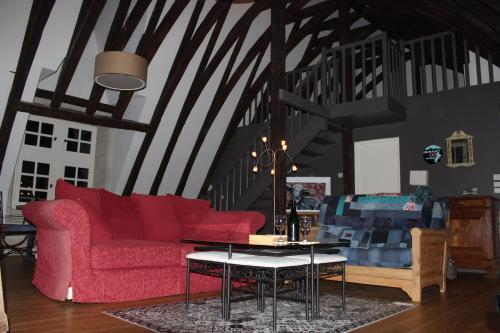The peaceful Corner in the Heart of Saumur : Apartment near Les Ulmes