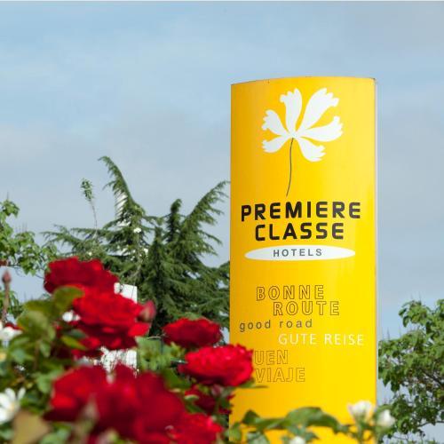 Premiere Classe Vierzon : Hotel near Luçay-le-Libre