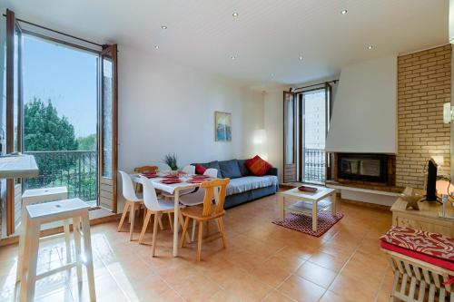ClubLord - Appartement - Jardin & Véranda - Proche Tramway : Apartment near Marseille 11e Arrondissement