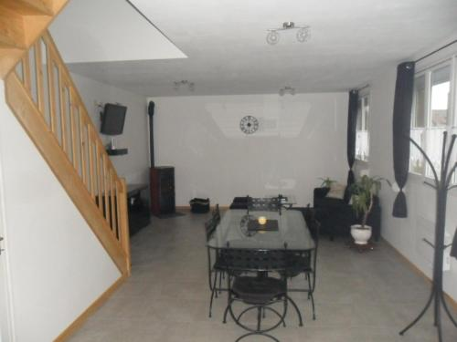 maison de village : Apartment near Valescourt