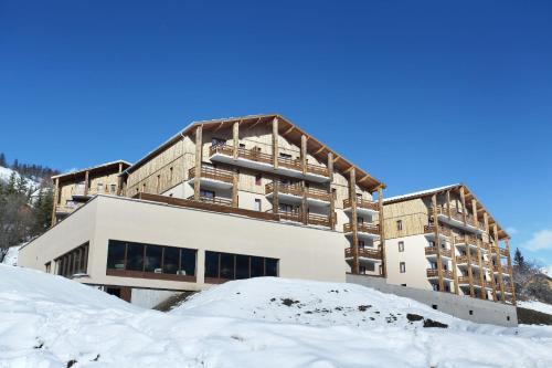 Résidence Odalys Le Village de Praroustan : Guest accommodation near Uvernet-Fours