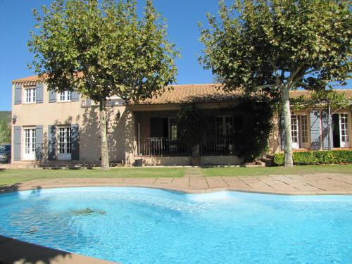 Zacharie : Guest accommodation near Plan-d'Aups-Sainte-Baume