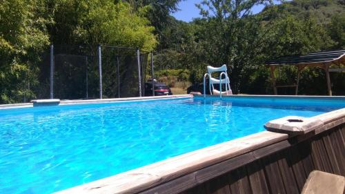 Le Mas Fleuri : Guest accommodation near Robiac-Rochessadoule