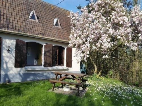House La redoute : Guest accommodation near Broxeele