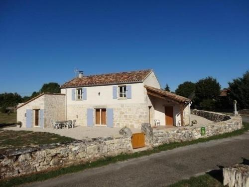 House Gite de larnagol 1 : Guest accommodation near Belmont-Sainte-Foi