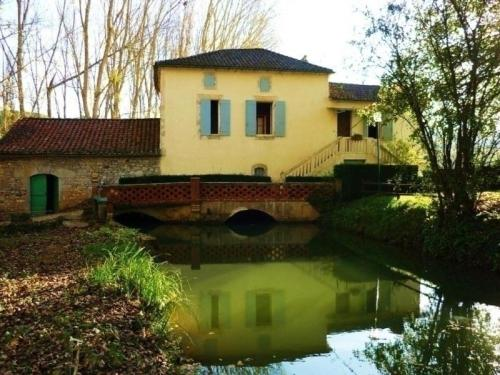 House Saint-martin-le-redon - 4 pers, 65 m2, 3/2 1 : Guest accommodation near Touzac