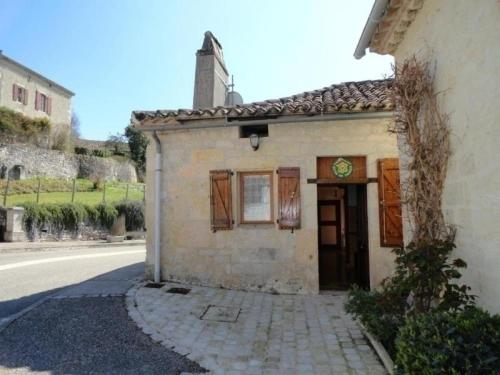 House Sainte-alauzie - 3 pers, 60 m2, 2/1 1 : Guest accommodation near Sainte-Alauzie