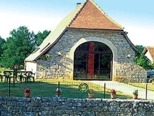 House Issendolus - 6 pers, 80 m2, 4/3 1 : Guest accommodation near Leyme