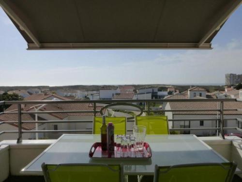 Apartment Terrasses océane : Apartment near Saint-Gilles-Croix-de-Vie