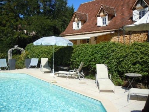 House La belle du quercy : Guest accommodation near Goujounac