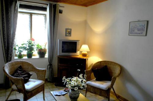 Gite le mûrier : Guest accommodation near Le Garn