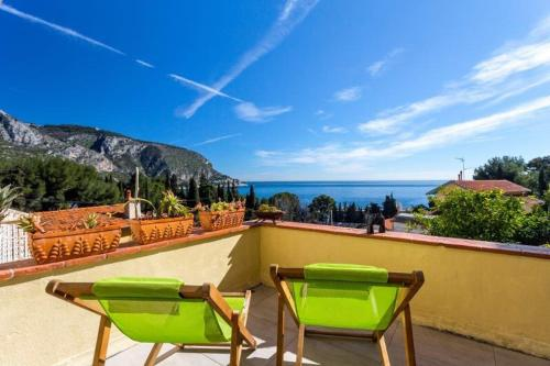 La Terrasse d'Eze : Apartment near Drap