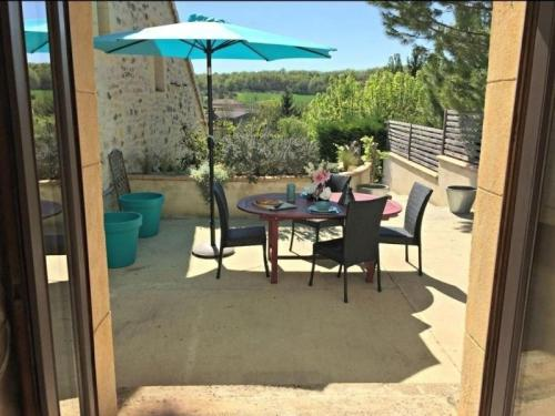 House La grangette 2 : Guest accommodation near Montcuq