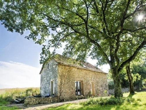 House Gite du moulin 1 : Guest accommodation near Mayrinhac-Lentour