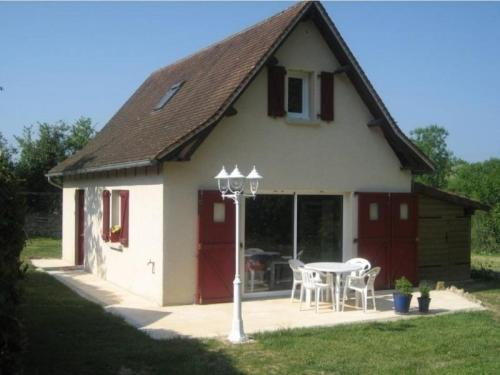 House Le petit rouby : Guest accommodation near Anglars