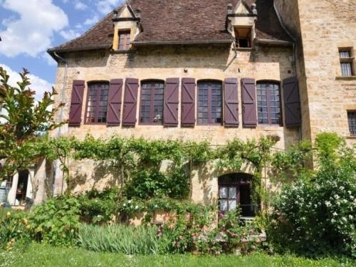 House Le château de busqueilles : Guest accommodation near Leyme