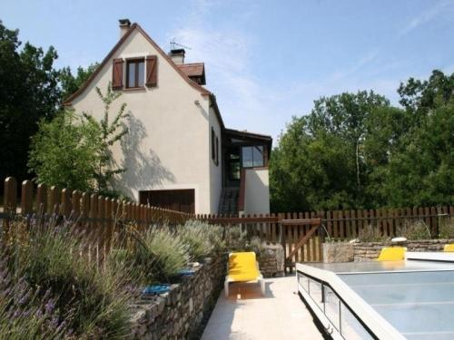 House Roc de curios : Guest accommodation near Calvignac