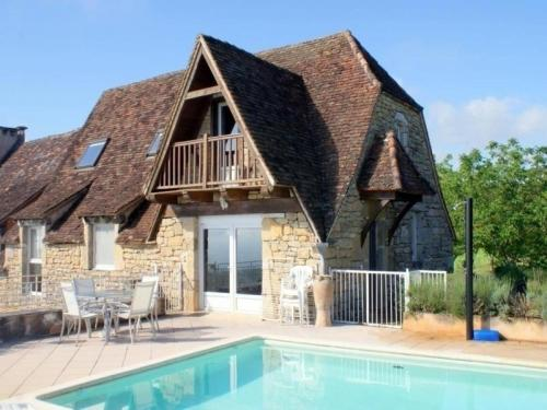House Les oustals de miramont 1 : Guest accommodation near Loubressac