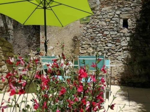 House La tour du rocher : Guest accommodation near Luzech