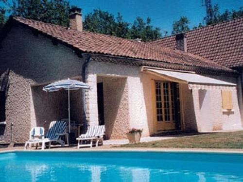 House Gignac - 4 pers, 65 m2, 3/2 : Guest accommodation near Gignac
