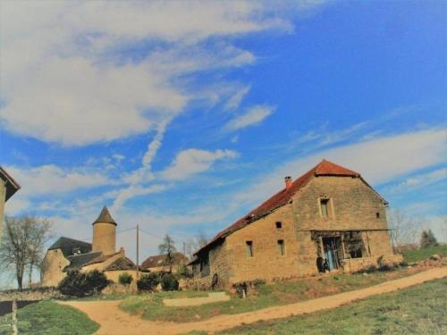 House La logette : Guest accommodation near Lavergne