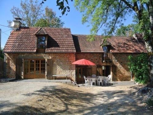 House La bergerie de souillac : Guest accommodation near Cazoulès