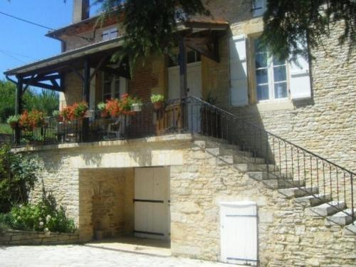 House Le coustalou : Guest accommodation near Caillac