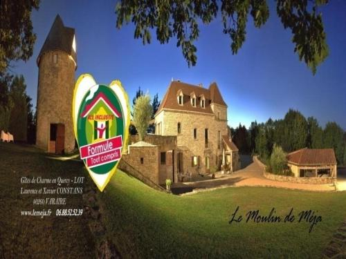 House L'etoile : Guest accommodation near Vidaillac