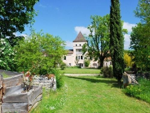 House Les mirabelles : Guest accommodation near Berganty
