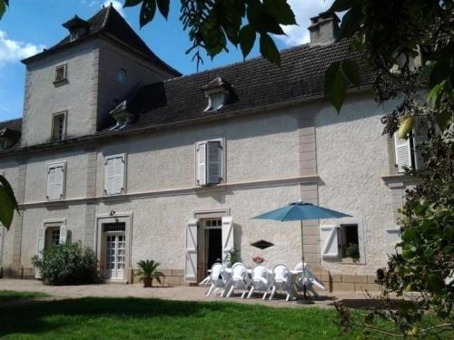 House Domaine de brivat : Guest accommodation near Saujac