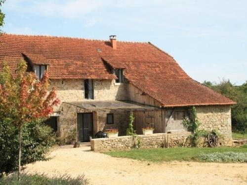 House L'etable : Guest accommodation near Lavergne
