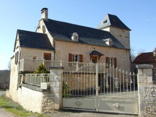 House Gignac - 12 pers, 160 m2, 7/6 : Guest accommodation near Gignac