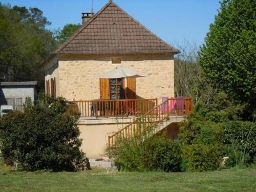 House Le buis : Guest accommodation near Payrignac