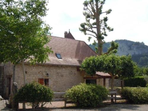 House Le cuvier : Guest accommodation near Camboulit