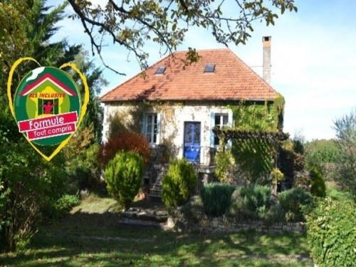 House Chrysalide : Guest accommodation near Carennac