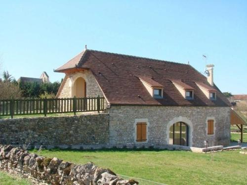 House Gite les 4 epis : Guest accommodation near Alvignac