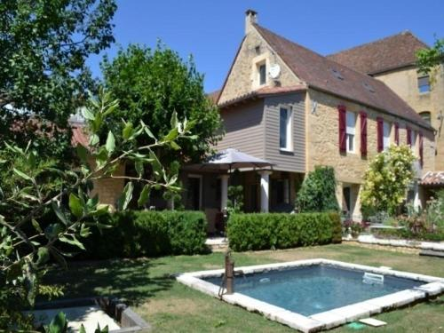 House Les buis : Guest accommodation near Payrac