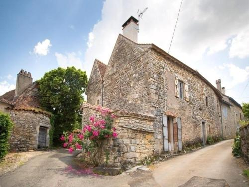 House L'oustal d'agathe : Guest accommodation near Cabrerets