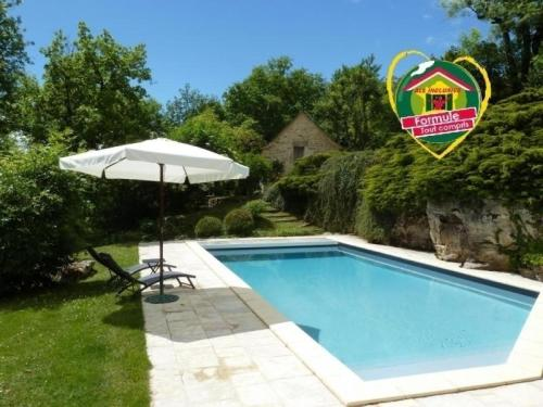 House La grangette 3 : Guest accommodation near Caillac