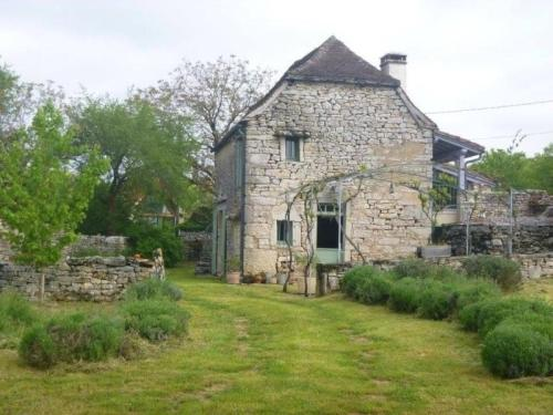 House La maison de marie vigne : Guest accommodation near Calvignac