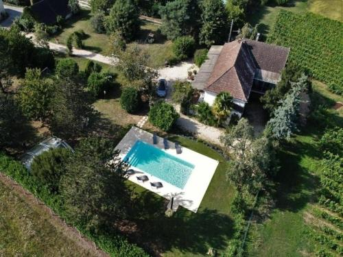 House Caillac - 6 pers, 130 m2, 4/3 : Guest accommodation near Caillac
