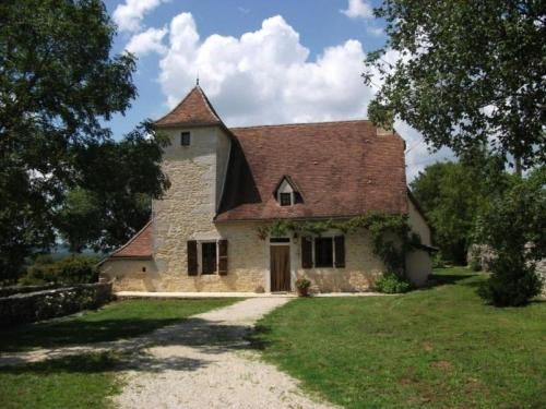 House Gite du bedelat : Guest accommodation near Quissac