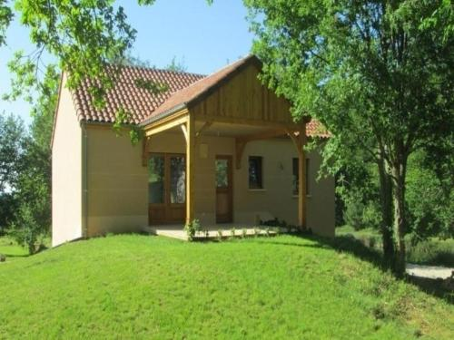 House L'etang de laval : Guest accommodation near Anglars-Nozac