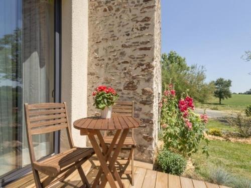 House Du sieur hubelin : Guest accommodation near Saint-Julien-de-Concelles