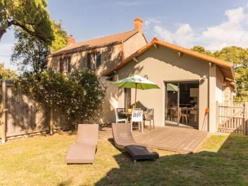 House De l'océan : Guest accommodation near Saint-Brevin-les-Pins
