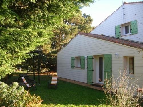 House Les ajoncs : Guest accommodation near Préfailles