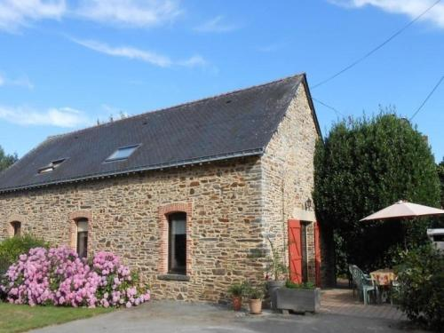 House La prairie de callac : Guest accommodation near Saint-Ganton